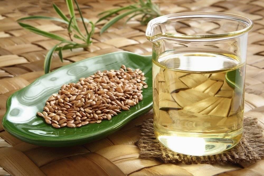 Коррекция уровня холестерина при помощи льняного семени и масла