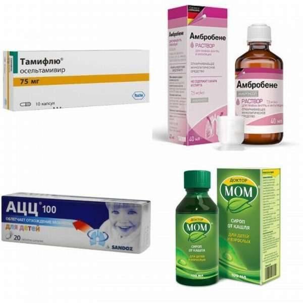 кашель с мокротой лечение