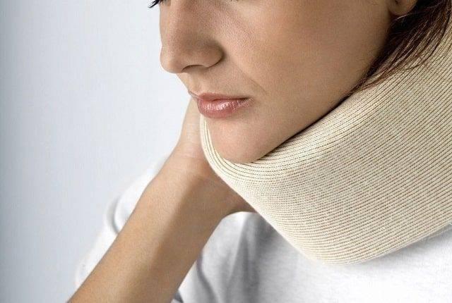 Компресс болит горло при беременности
