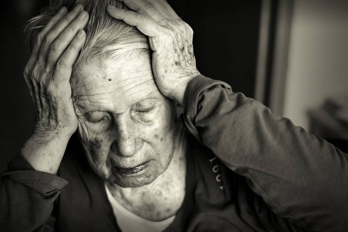 Старческий психоз - симптомы и лечение расстройства