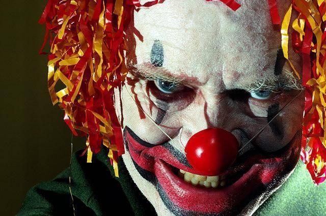 Боязнь клоунов и причины ее возникновения