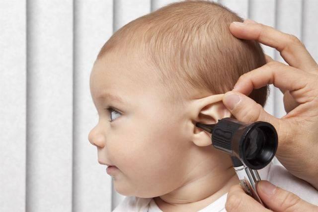 Гной в ухе: симптомы и лечение острого гнойного отита