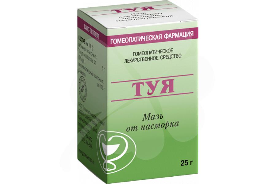 Гомеопатия против насморка
