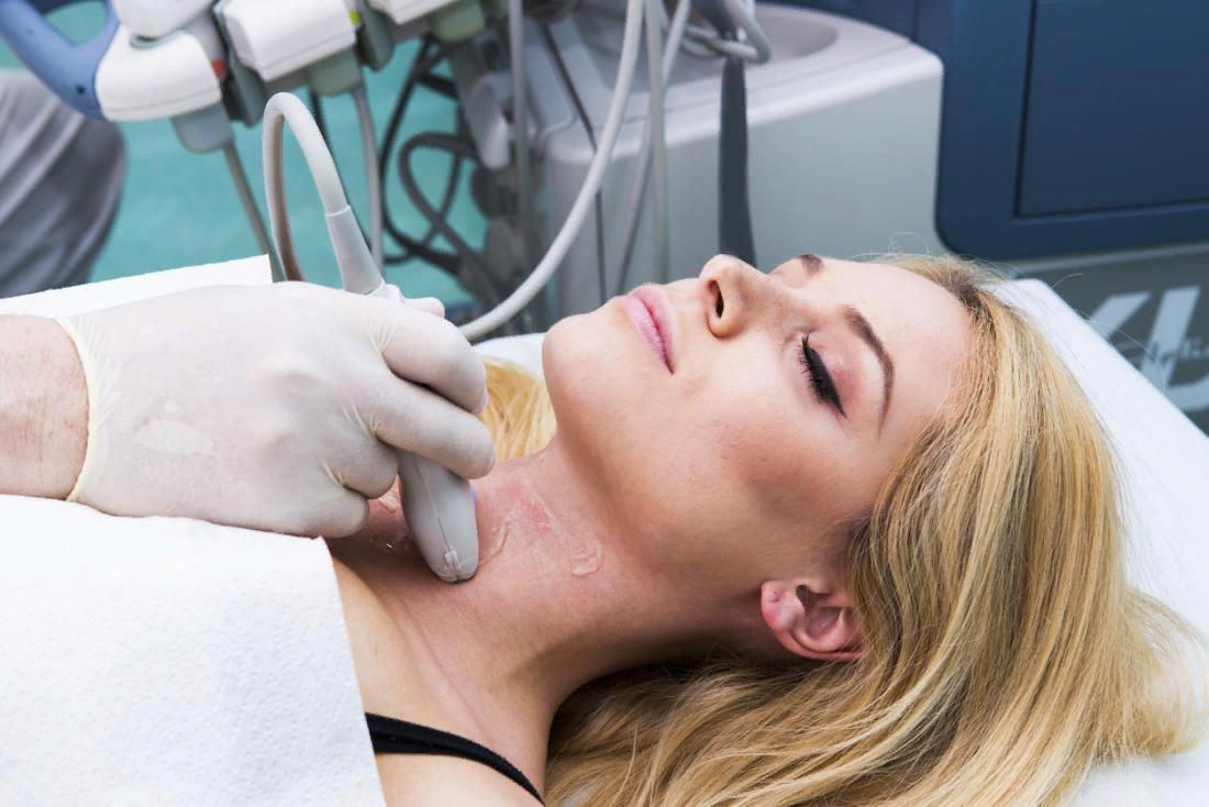 Узи щитовидной железы – подготовка к исследованию щитовидки. как делают, что показывает узи щитовидной железы?