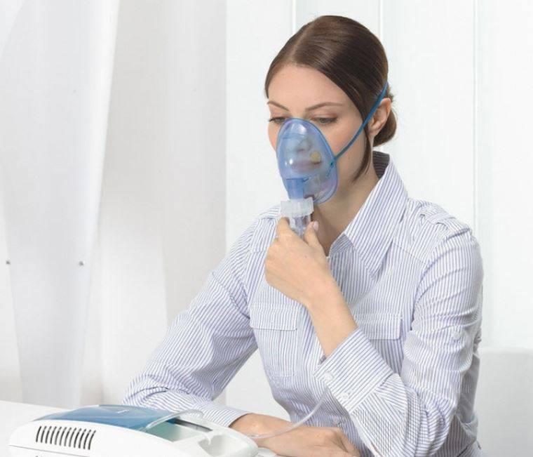 Применение небулайзера для эффективного лечения кашля: препараты и методы