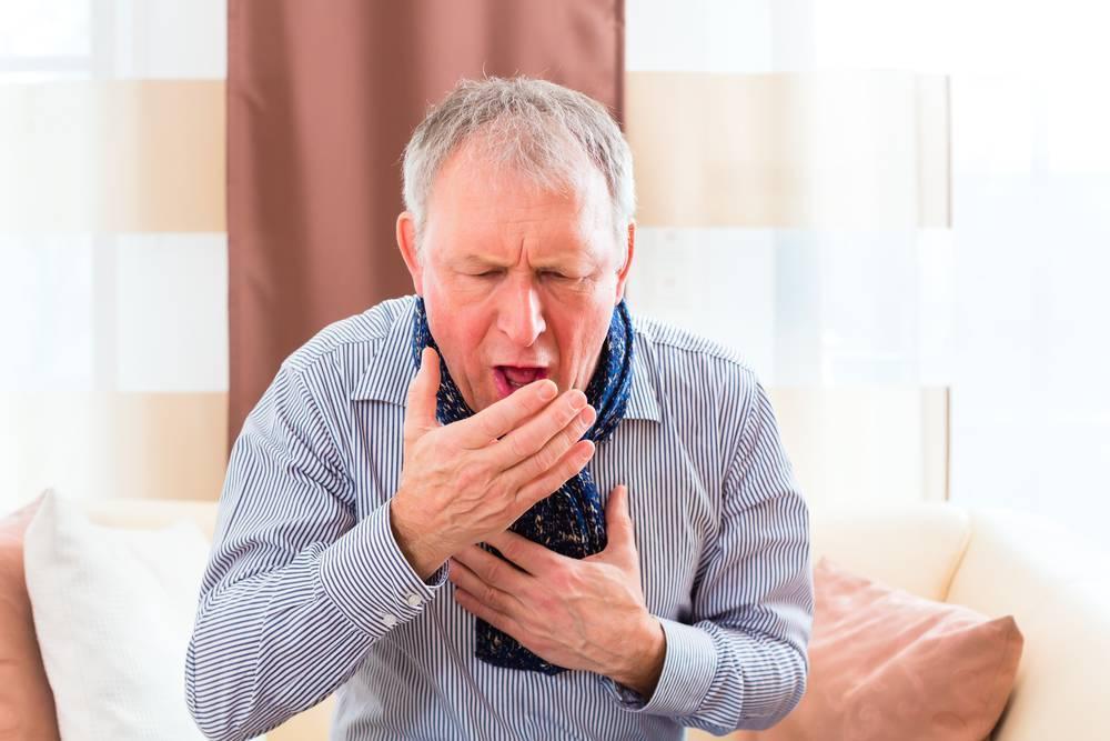 Мучительный сухой кашель у взрослого