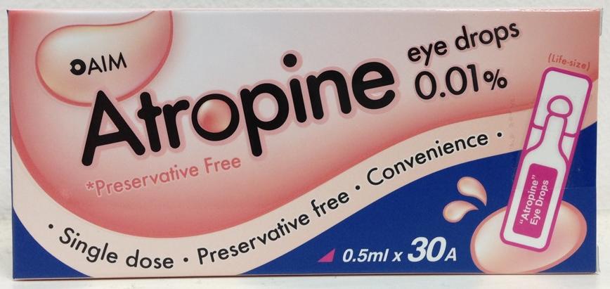 атропин капли для глаз инструкция по применению