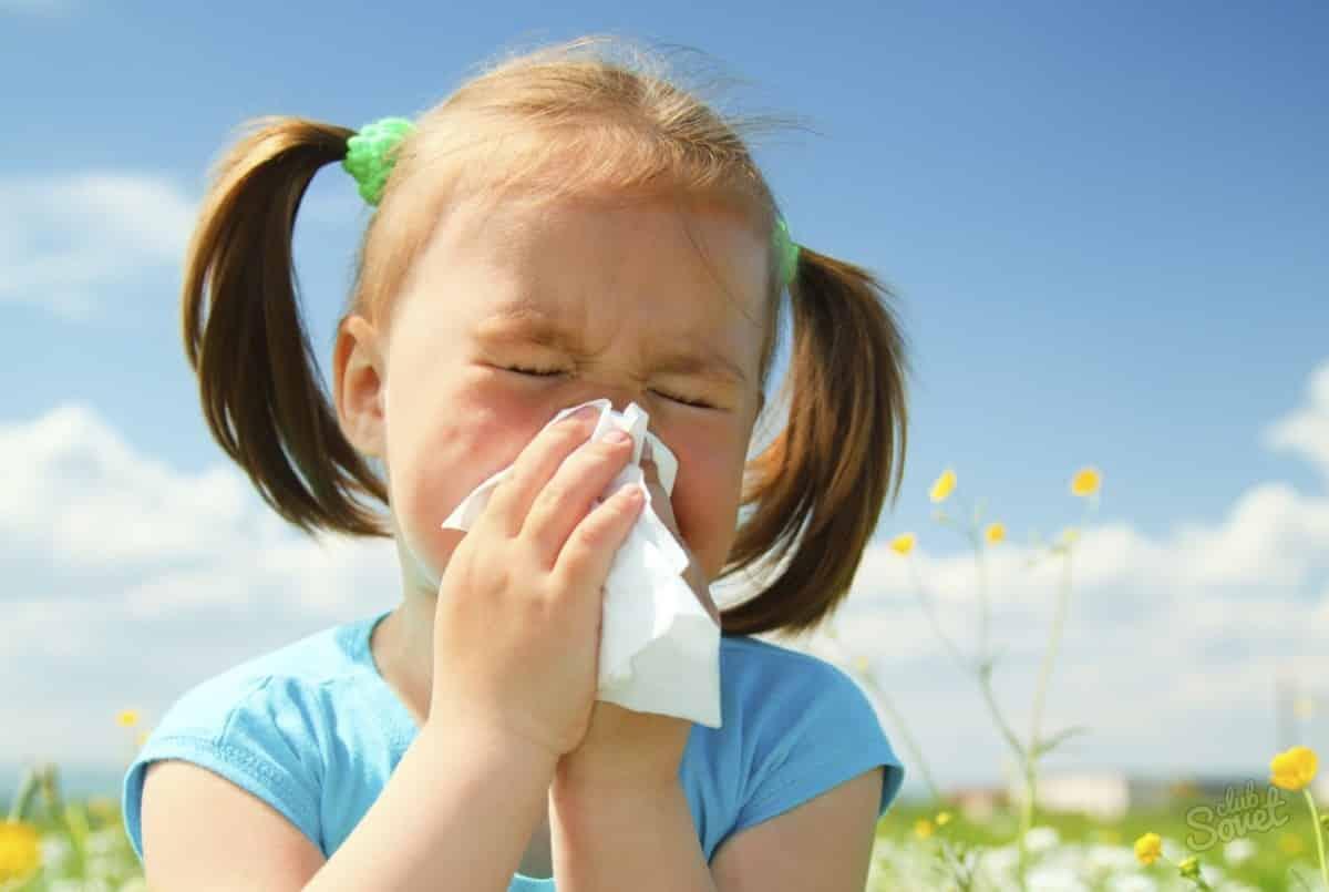 чем лечить аллергический ринит у ребенка