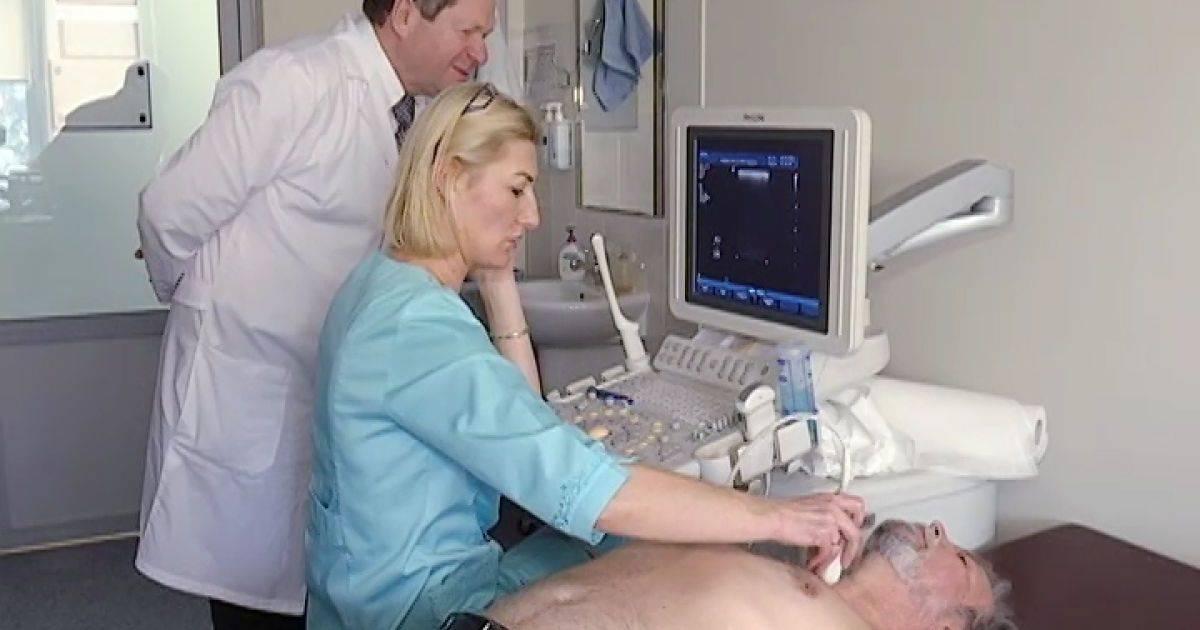 подготовка к узи щитовидки