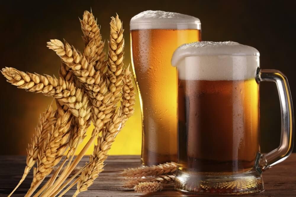 помогает ли горячее пиво от горла