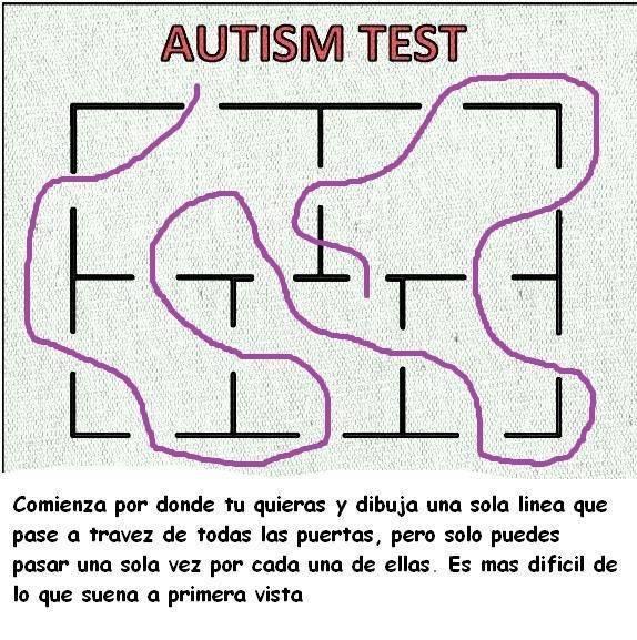 Как определить аутизм у ребёнка. разные виды тестирования