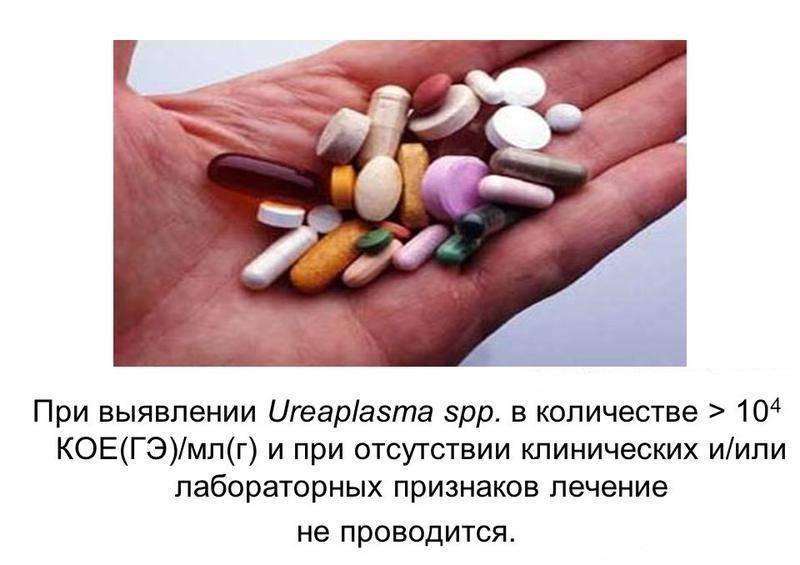 уреаплазмоз чем лечить