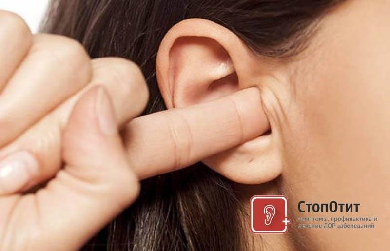 глухота на одно ухо