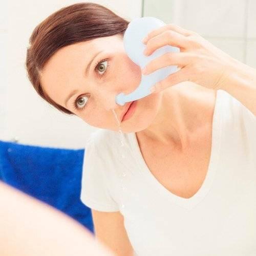 как лечить гайморит в домашних условиях при беременности