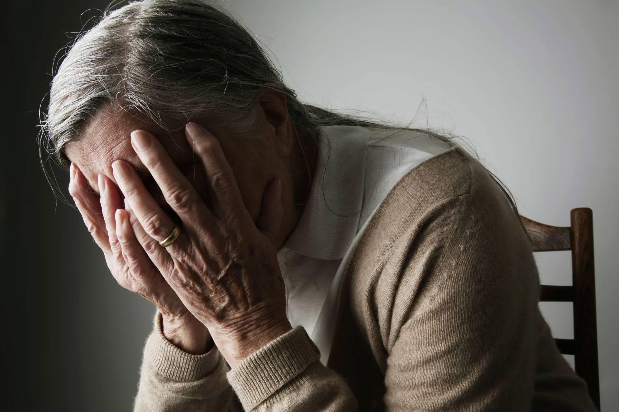 старческий психоз симптомы лечение