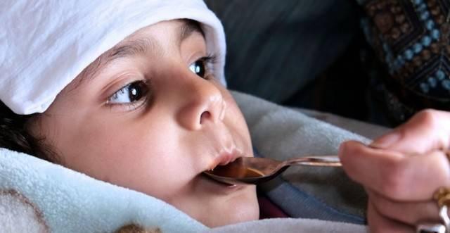 Кашель и температура у ребенка - причины болезненного состояния и методы лечения