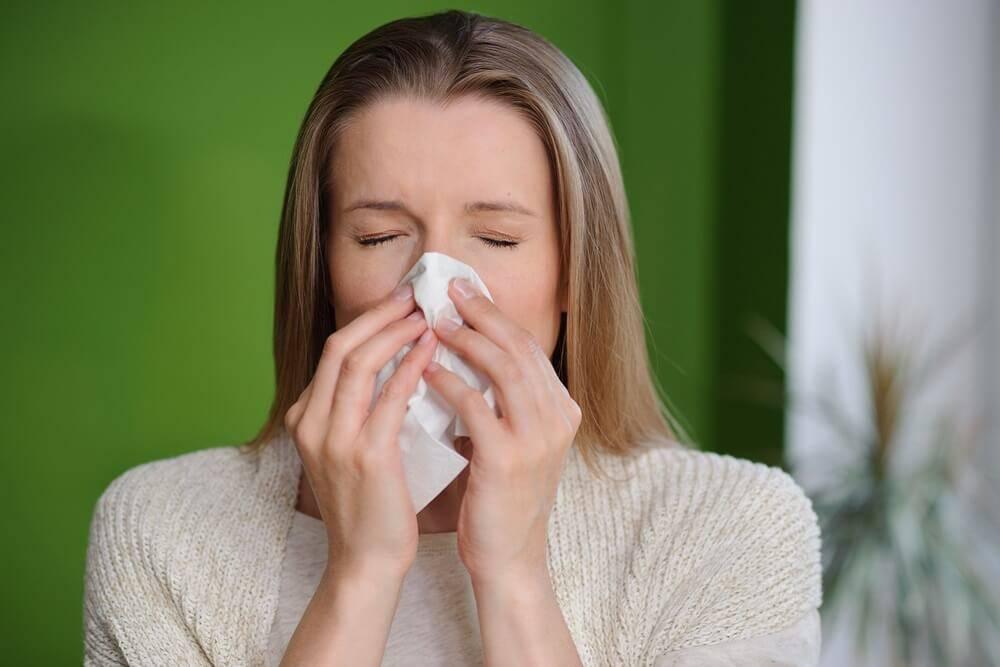 Аллергический кашель: симптомы и лечение у взрослых, отзывы