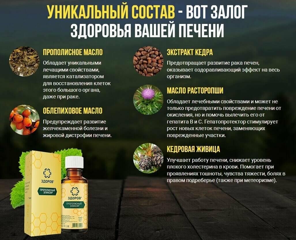 Народное лечение печени медом, минеральной водой и травами