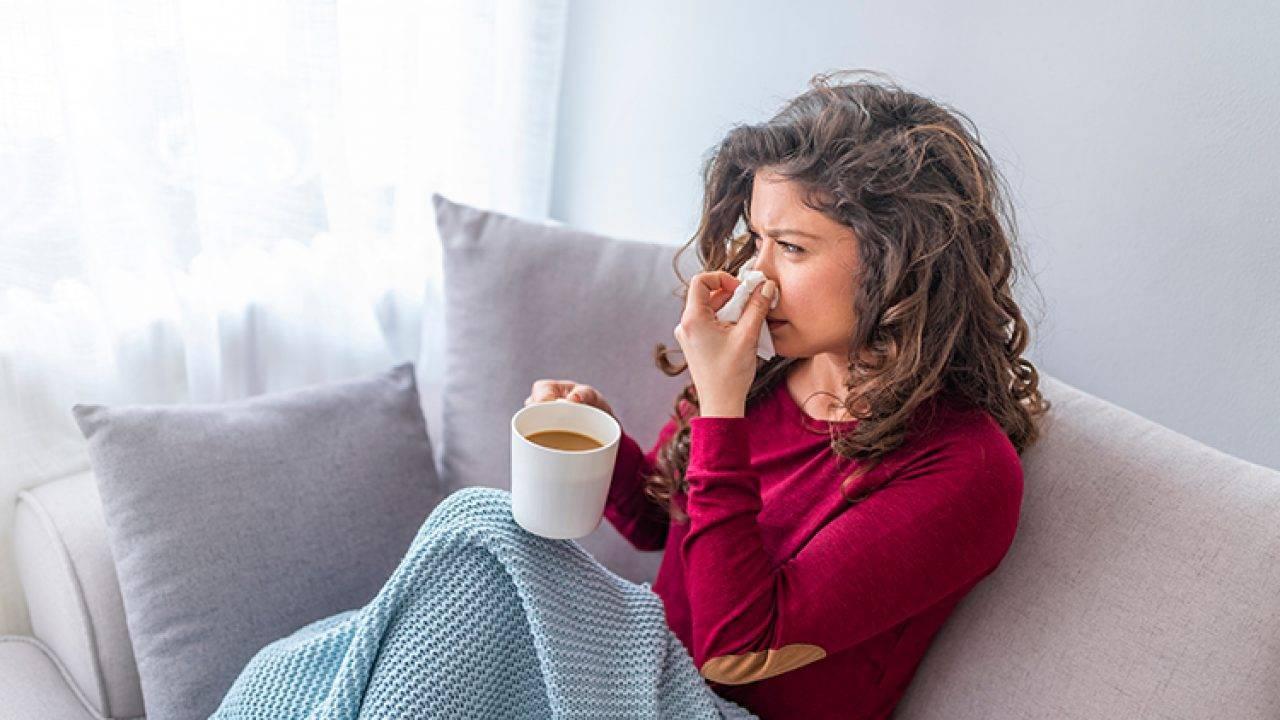 Симптомы и лечение аллергического кашля у взрослых