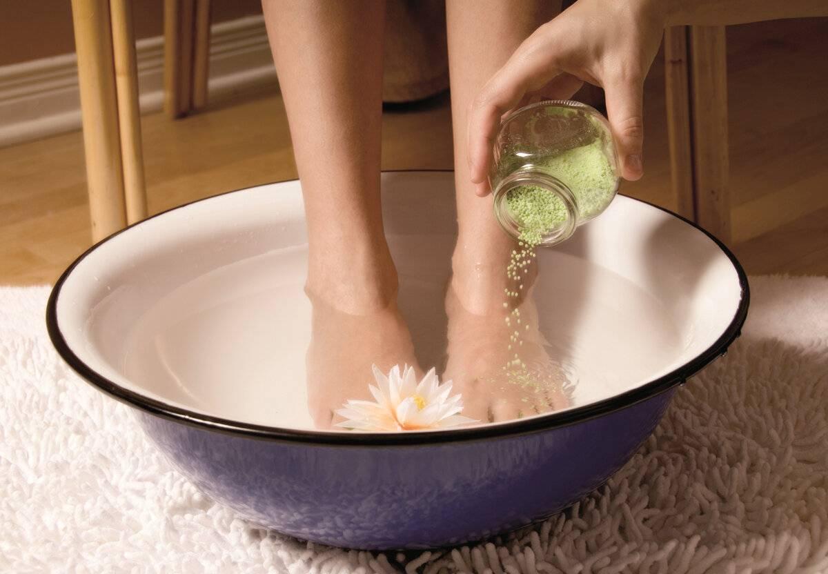 Ванны от псориаза: солевые, содовые, радоновые