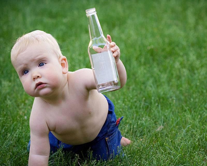 Подростковый алкоголизм – это не проблема, это беда