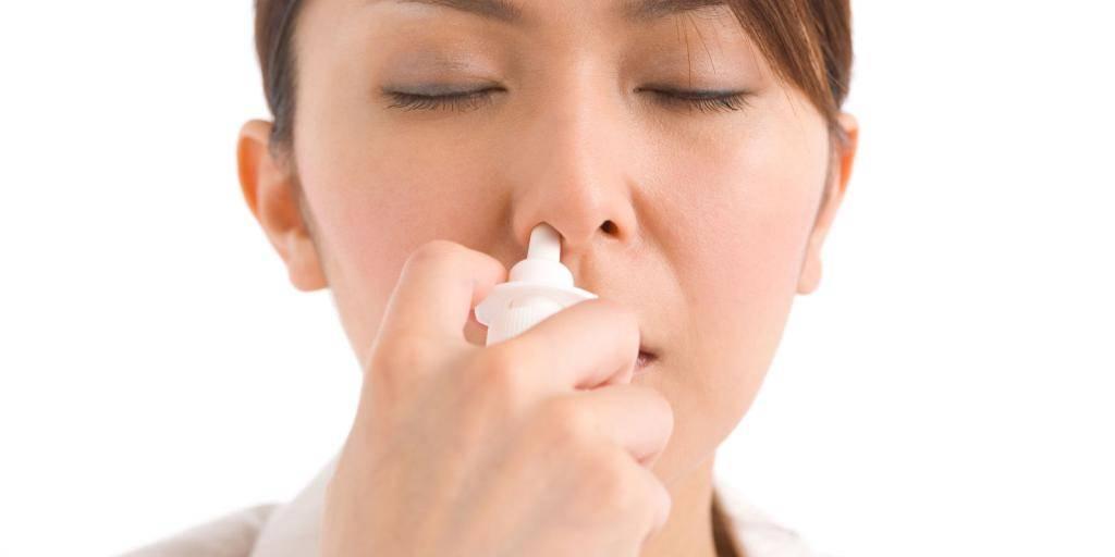 заложены носовые пазухи