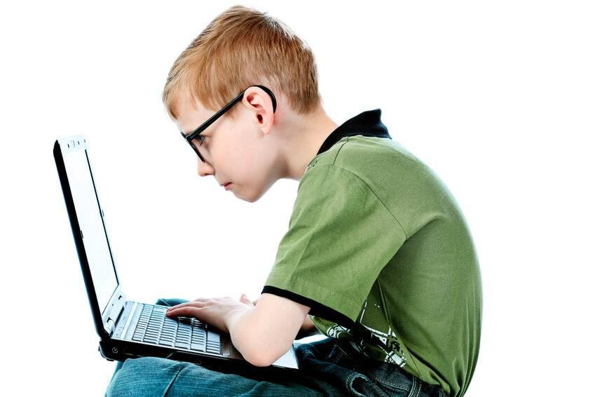 Вредит ли зрению обучение за компьютером