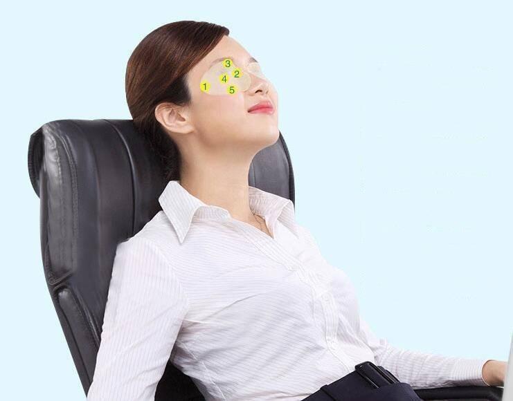 снять усталость с глаз в домашних условиях