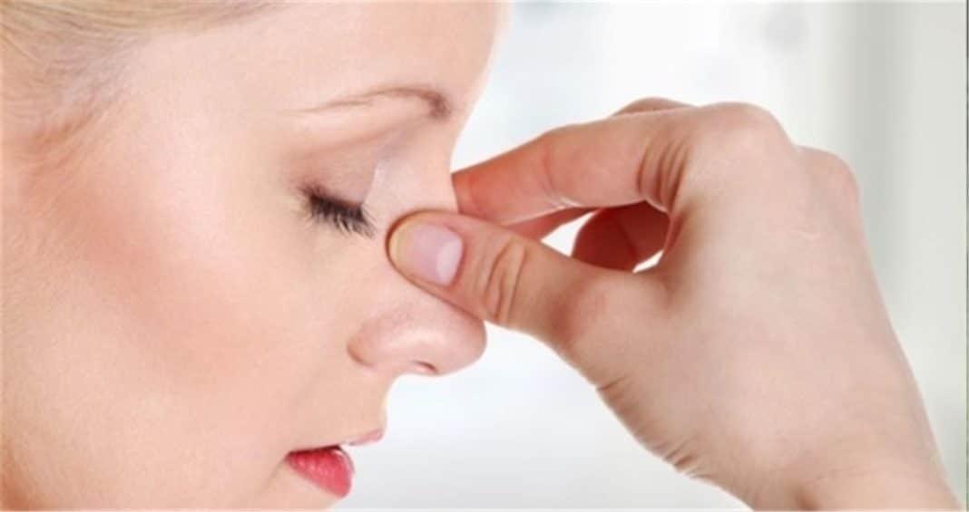Лечение корок в носу