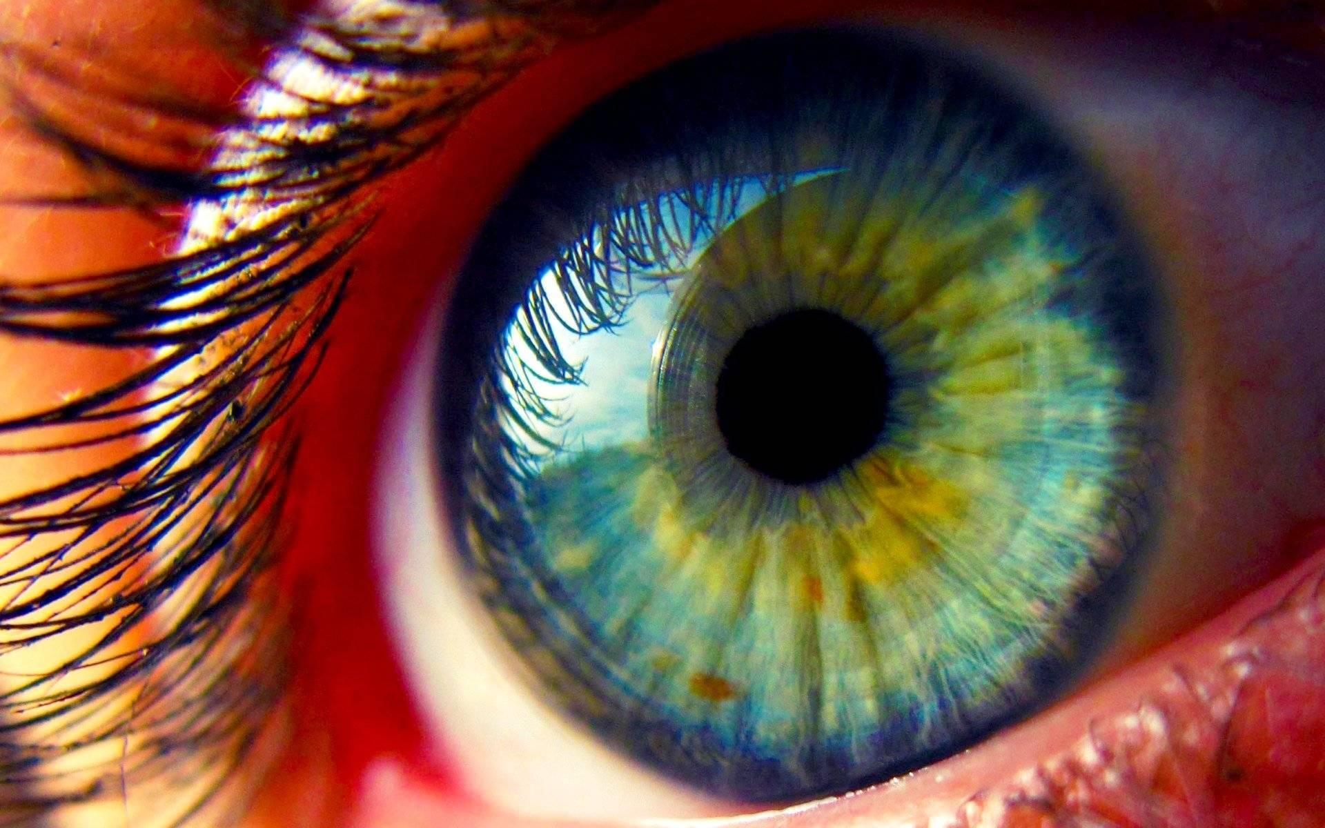 Плохое зрение вблизи