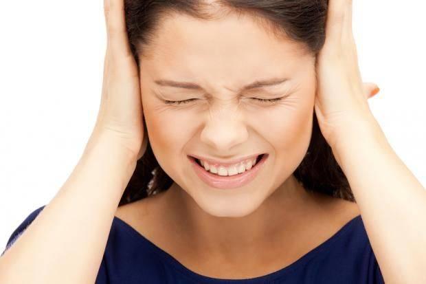Заложены уши повышенное давление