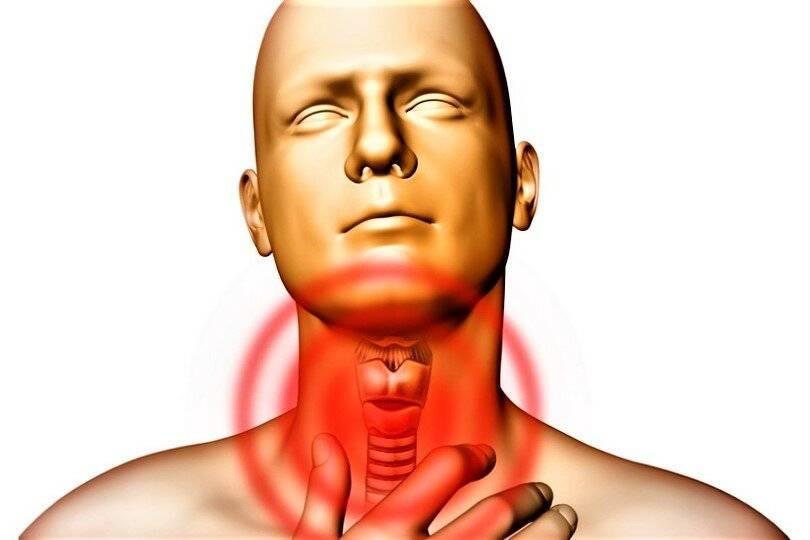 Хронические болезни горла и гортани (лор)