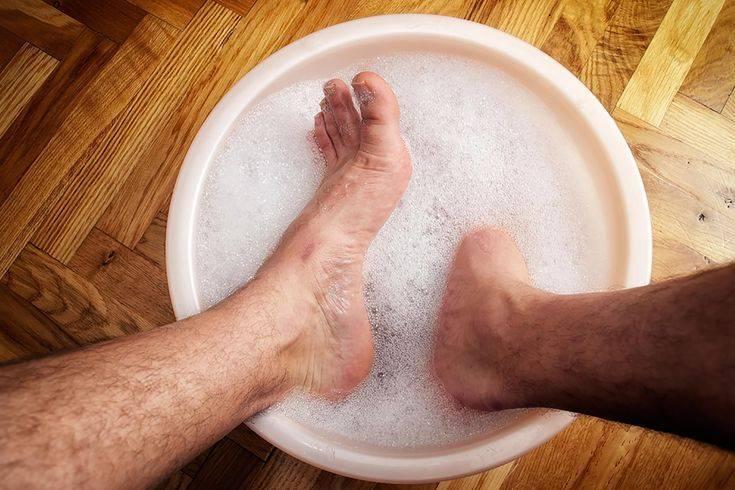 Можно ли греть геморрой в ванной