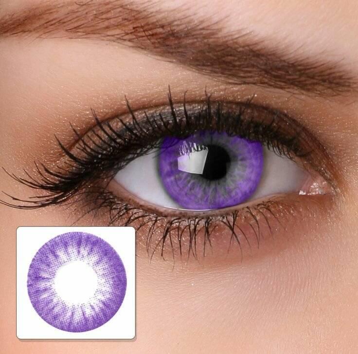 Важный вопрос! вредны ли цветные контактные линзы для глаз, в том числе для детей и подростков?