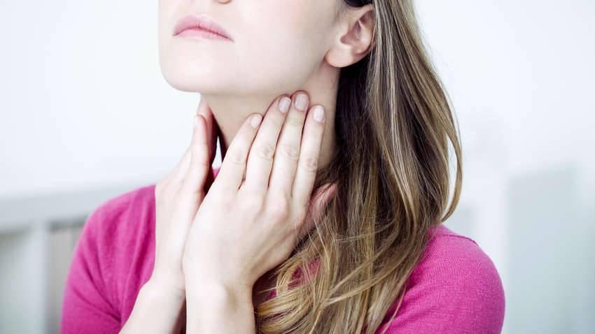Болит горло больно глотать температуры нет. что делать? лечение