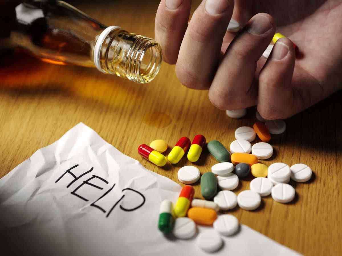 Виды зависимости от наркотиков