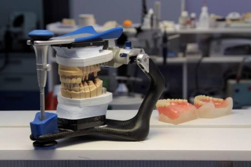 Изготовление зубных протезов в домашних условиях