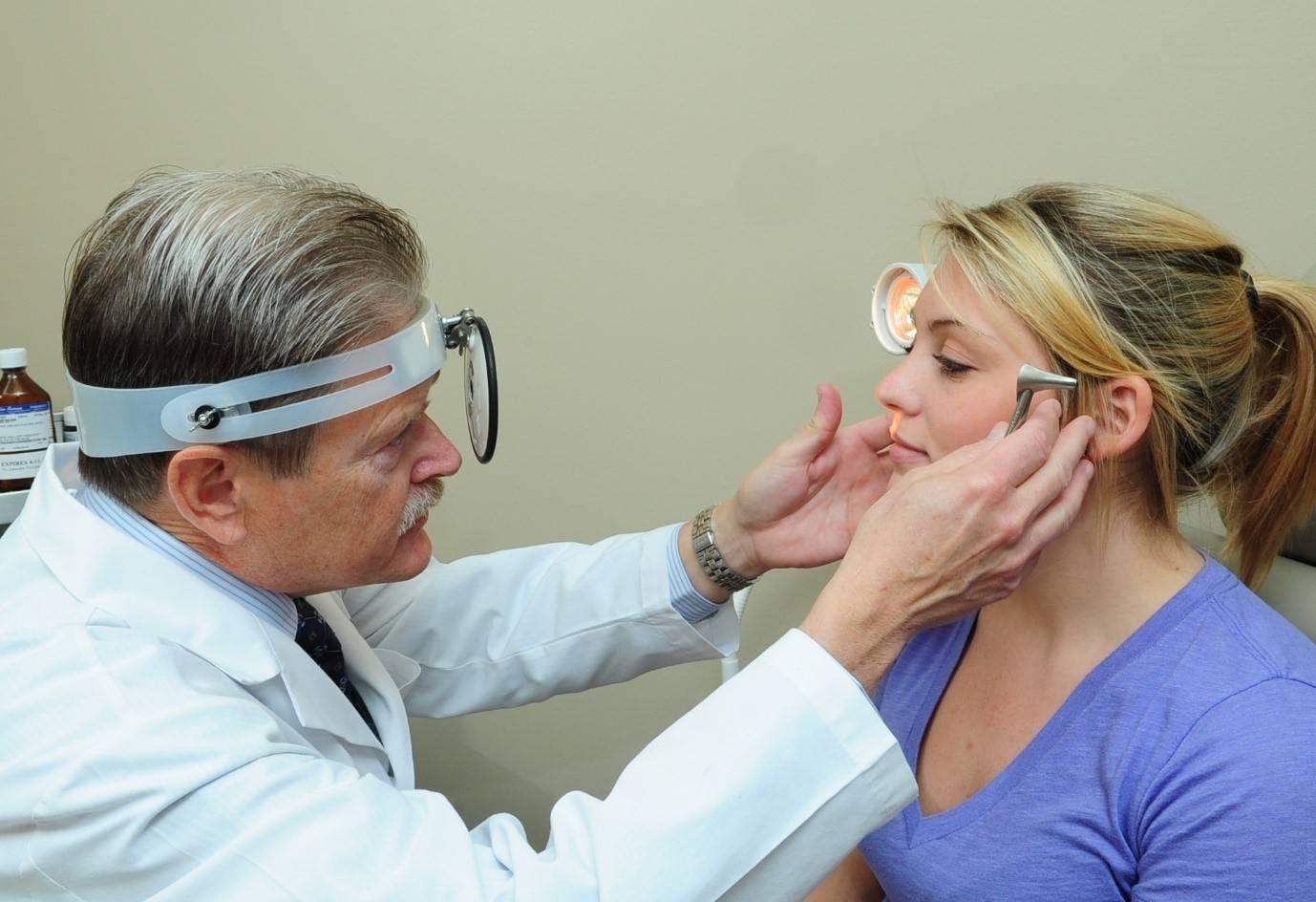 Как проявляются заболевания носа