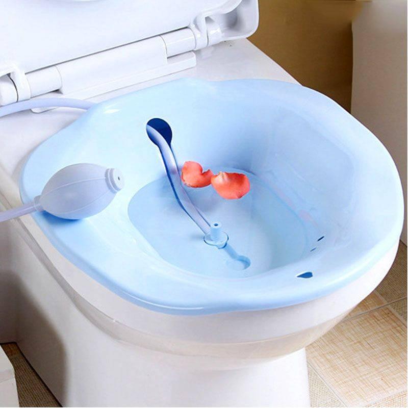паровые ванны при геморрое