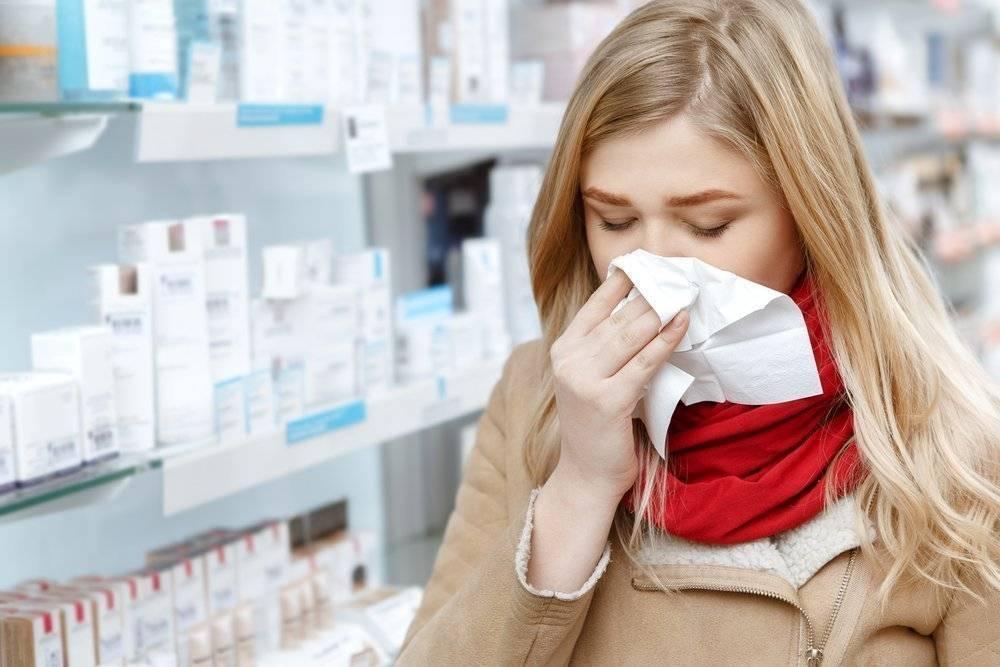 Медикаментозный ринит: причины, признаки, методы лечения
