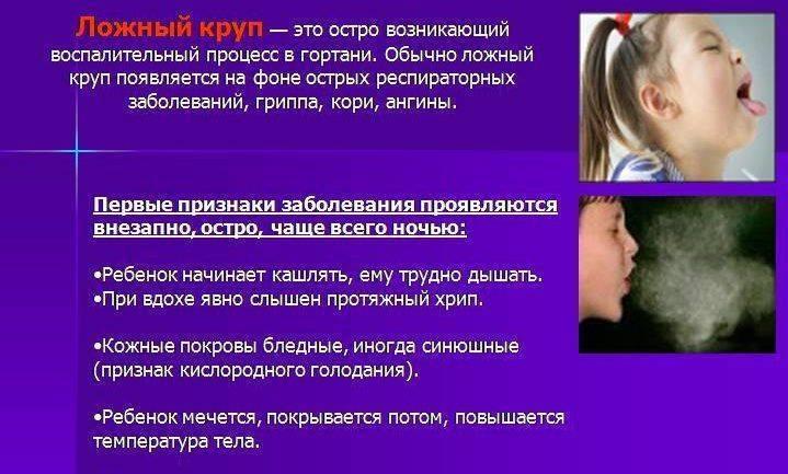 Ложный круп как он есть - запись пользователя mapuna (id1224631) в сообществе детские болезни от года до трех в категории экстренная помощь ребенку - babyblog.ru