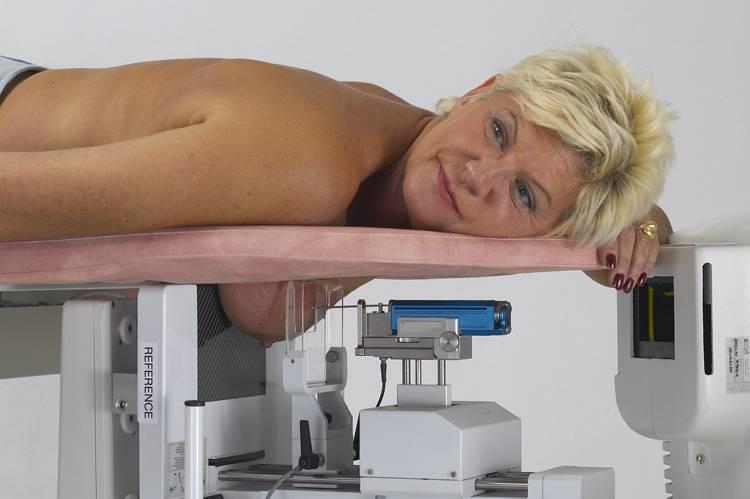 с какого возраста проходят маммографию
