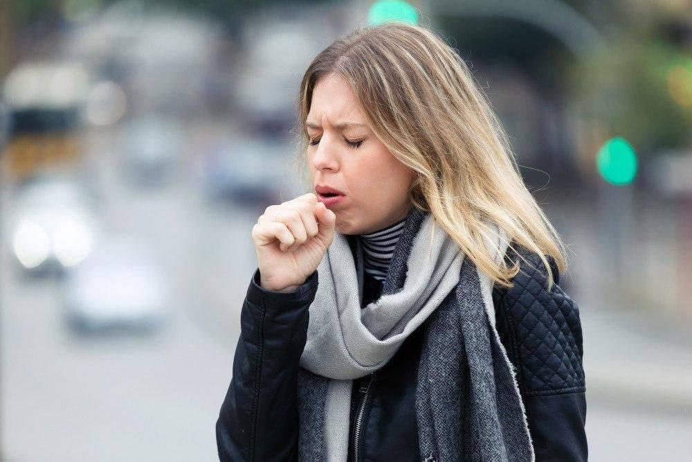 Изнуряющий кашель у ребенка