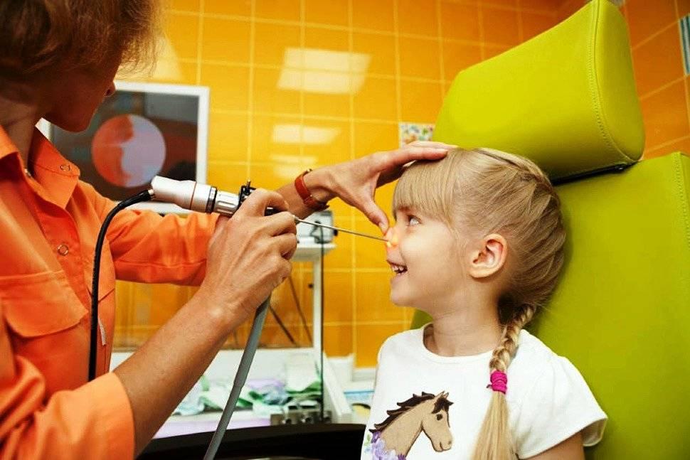 как вылечить аденоидит у ребенка комаровский