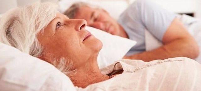 Как избавиться от бессонницы в пожилом возрасте 2020