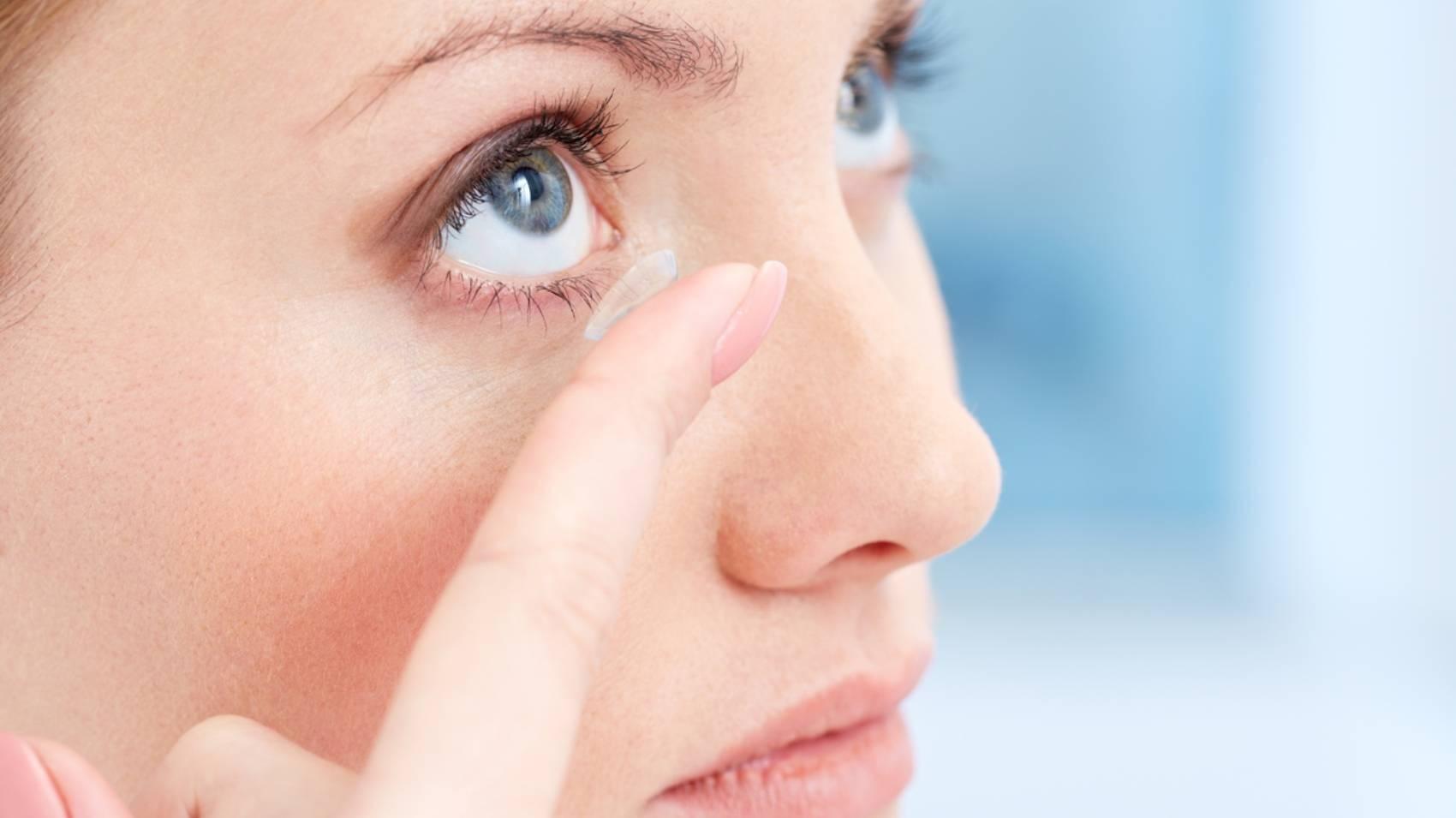 ощущение песка в глазах причины лечение