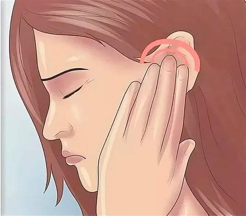 Что делать если заложило ухо при насморке и как избавиться от заложенности