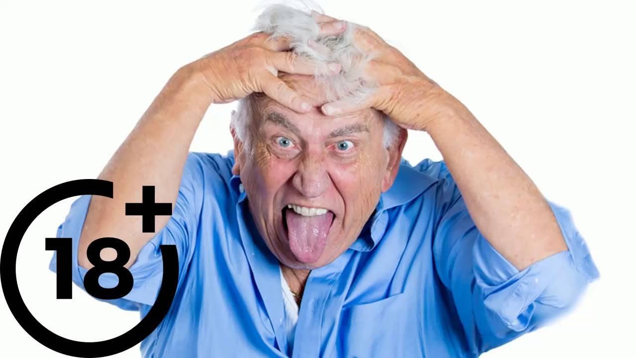 Предстарческие психозы