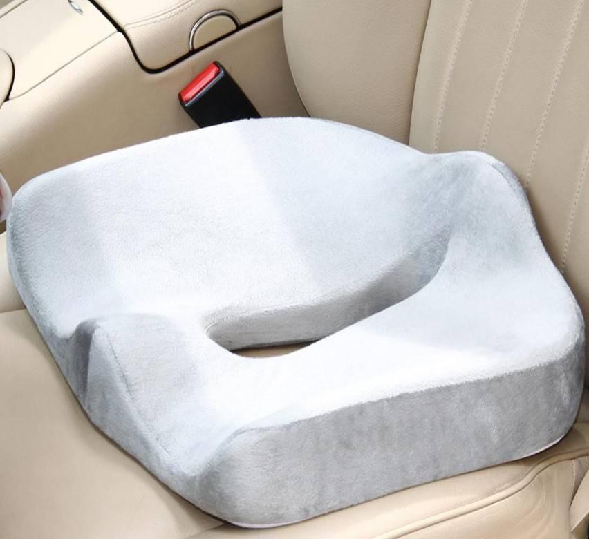 Ортопедическая подушка от геморроя для профилактики и лечения