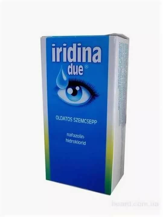 Иридина дуе: инструкция для красивых глаз - женские советы - 2020